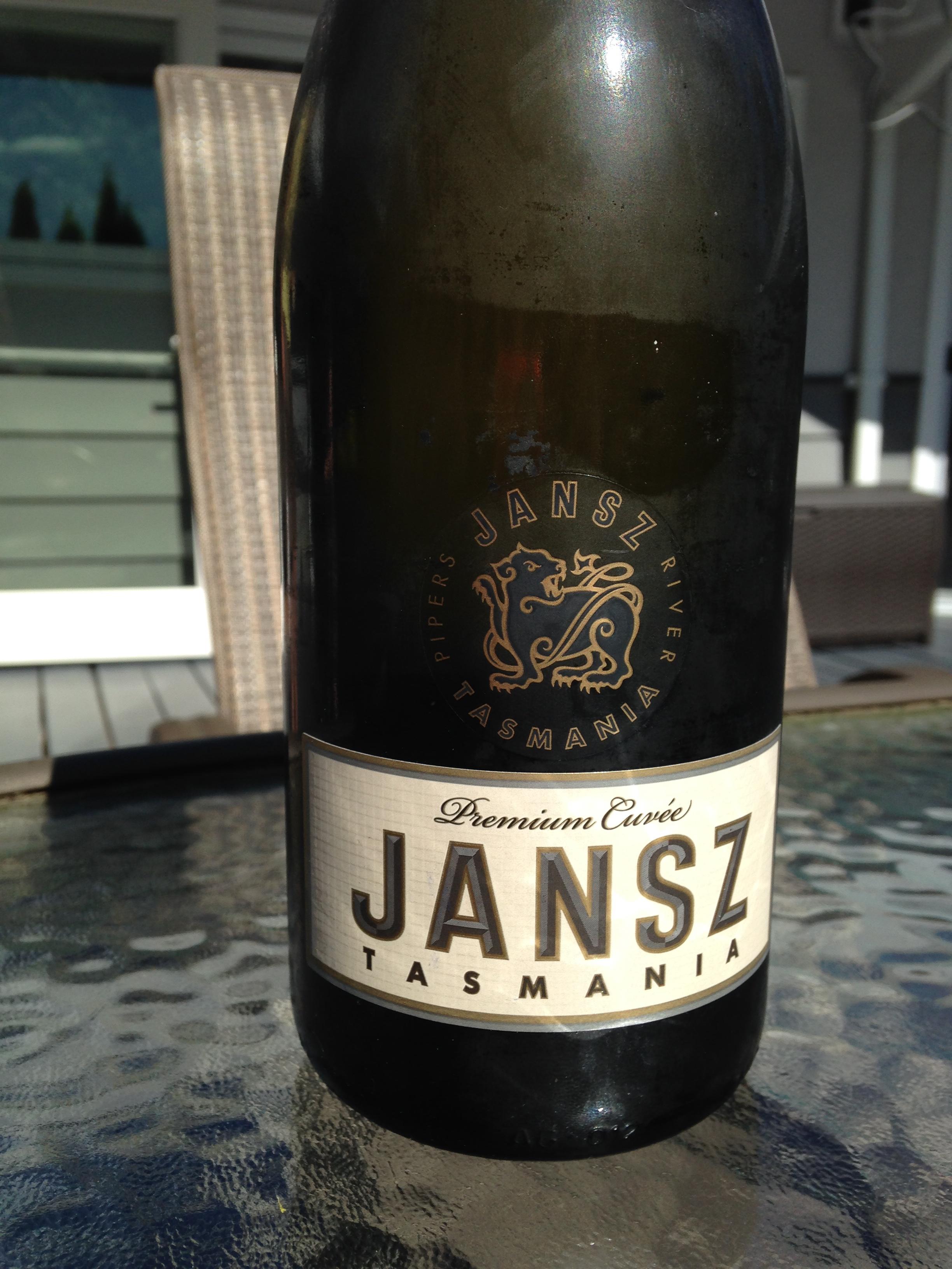 Delightful Tasmanian Bubbles Jansz Premium Cuvee Girls Go Grape
